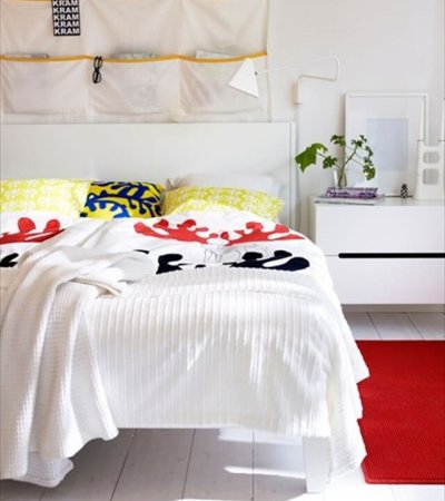decorate a bedroom