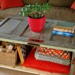 How to Make a Coffee Table Out of a Door