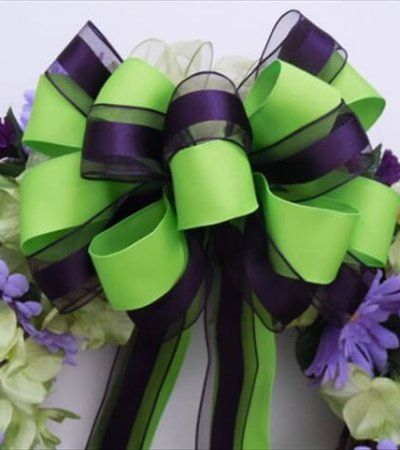 how to make decorative bows