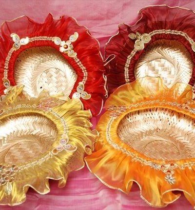 how to make decorative trays for wedding