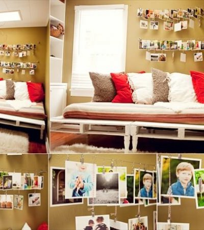ideas You can Use to Display Your Photos on Wall