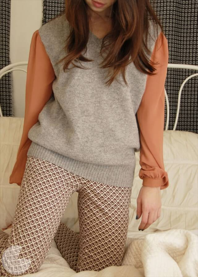 Ideas to Refashion Your Old Sweater