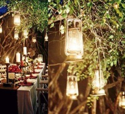 Backyard Lighting Ideas