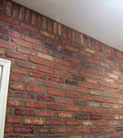brick finish wall tiles