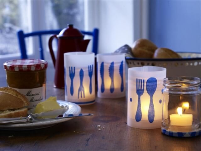 Candle Decorating Ideas