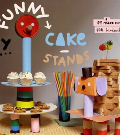 Making Your Cake Stands