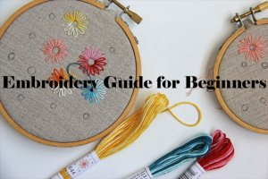 embroidery guide for beginners