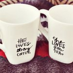 DIY Gifts - Coffee Mug