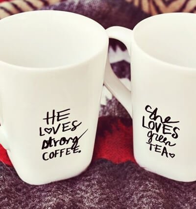 DIY Gifts - Coffee Mug