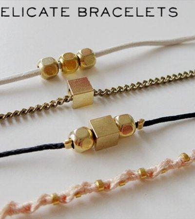 DIY Bracelets - DIY Gifts Ideas for Friends