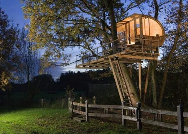 tree house DIY Idea