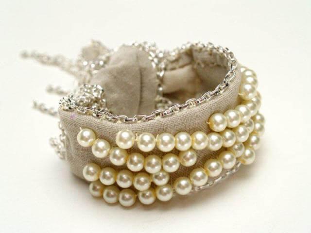 diy bracelet for wedding