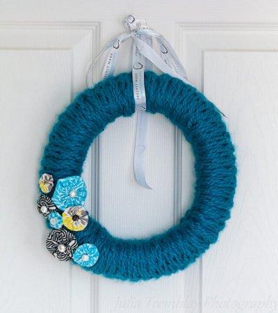 DIY Fabric YoYo Tutorial