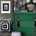 DIY Painted Chest Of Drawers