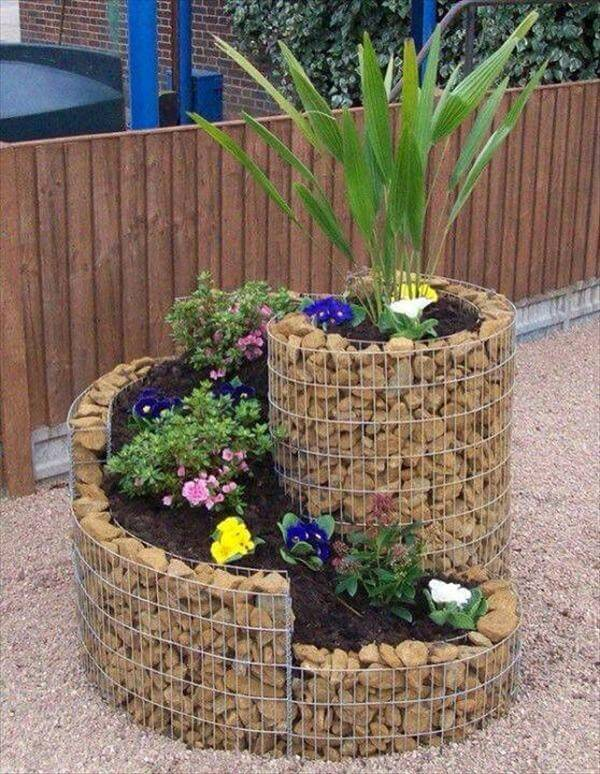 diy trendy garden project