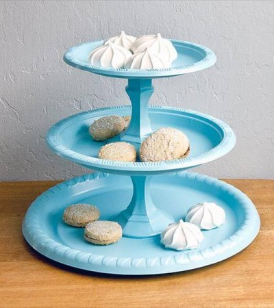 diy tiered party tray