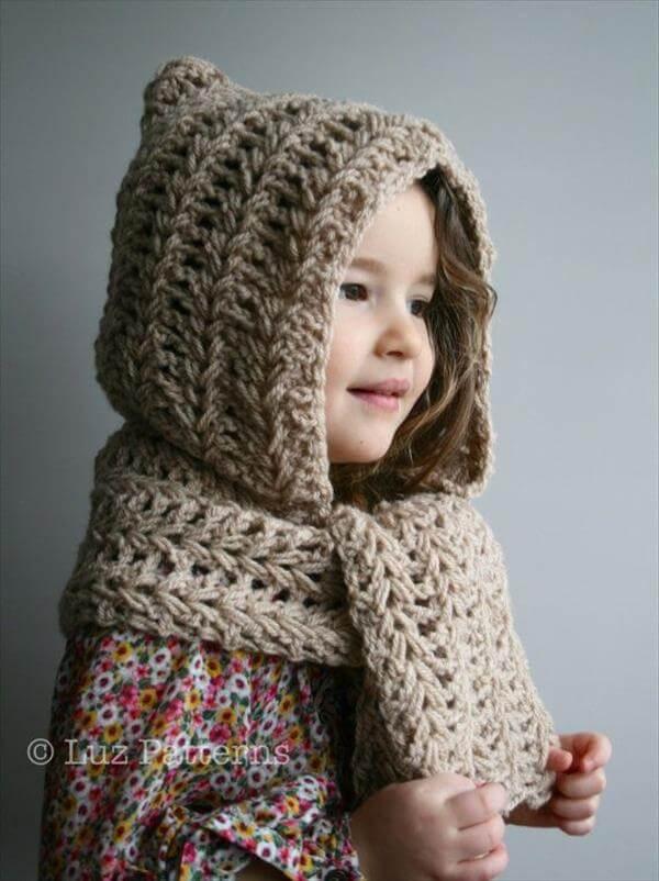 diy cute hoodie pattern