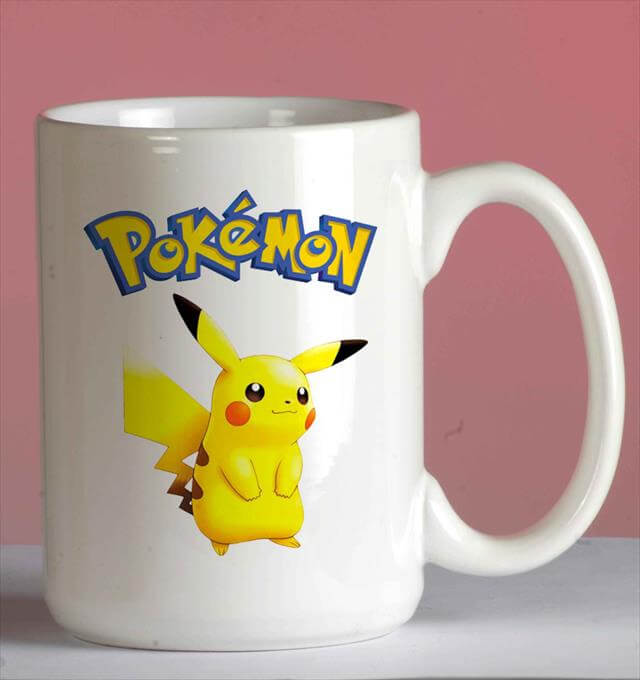 Pokemon mug Gift