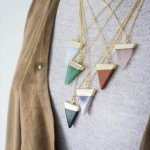 Triangle Neclace Gift