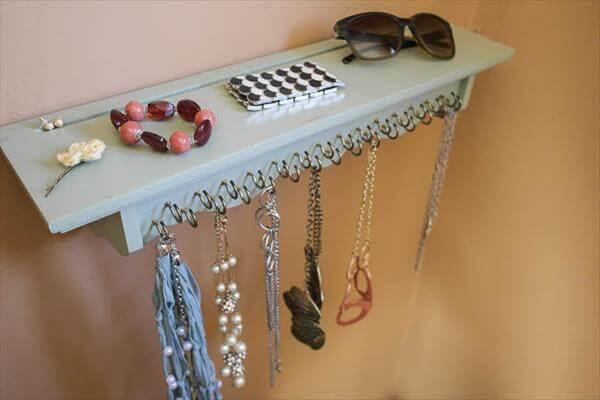 8 Unique Diy Jewelry Holder Ideas Diy Crafts