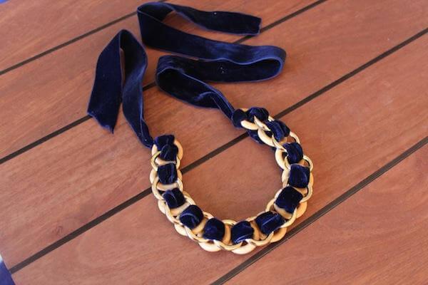 diy nice necklace