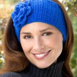 diy crochet head band