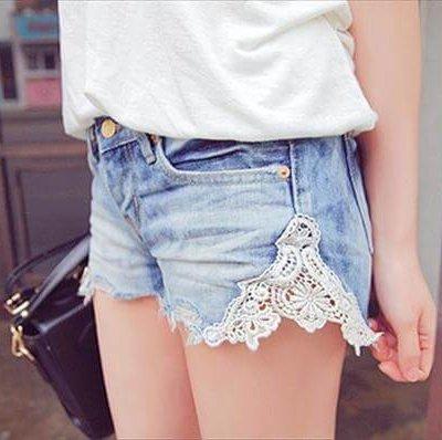 diy crochet shorts for girls