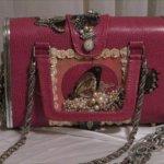 diy steampunk bag