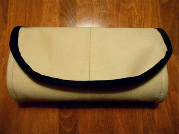 diy clutch purse