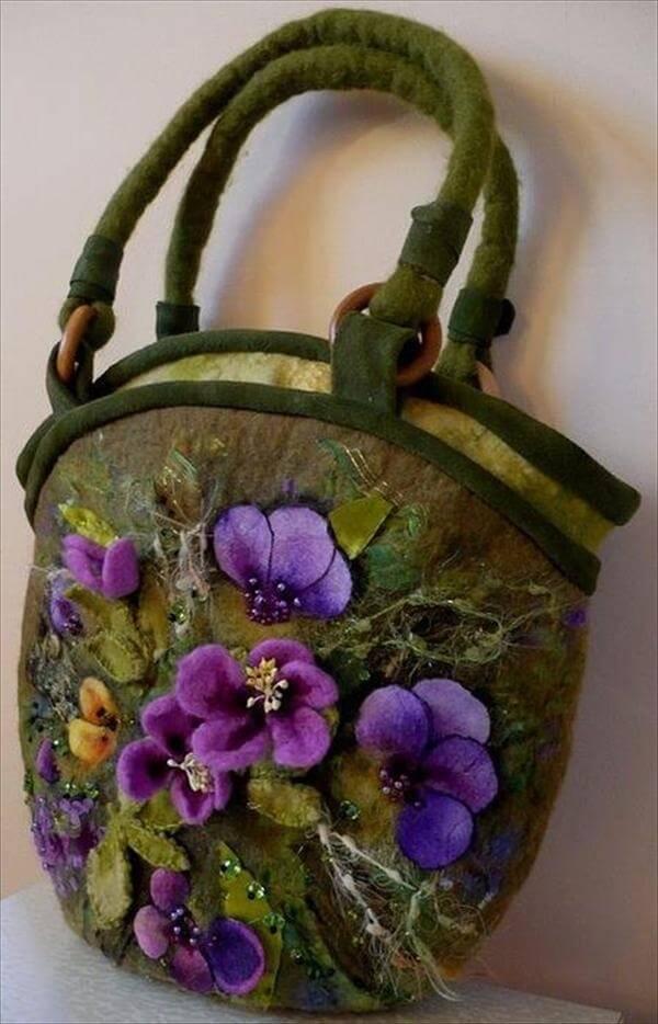 diy hand made handbag pattern