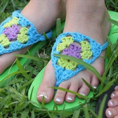 diy inner hooker flip flops