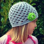 diy crochet hat pattern