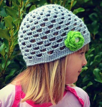 diy crochet hat pattern