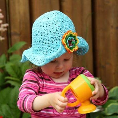 diy crochet hat pattern and ideas