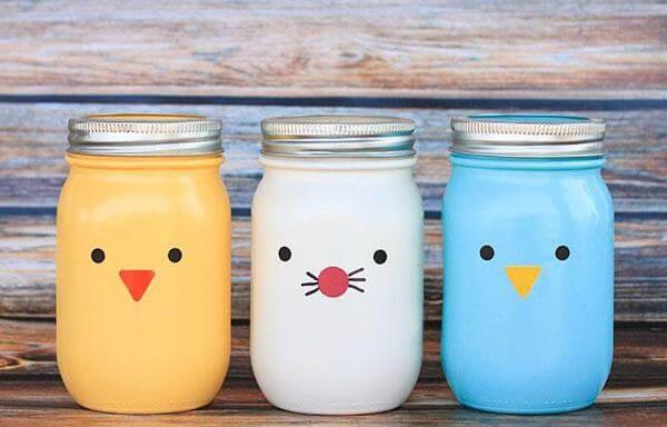 Diy Mason Jar Gift Idea For Girls Diy Crafts