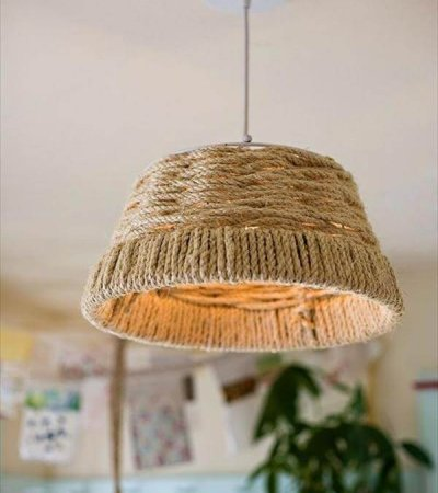 diy rope for your home decor idea