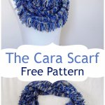 Crochet The Cara Scarf