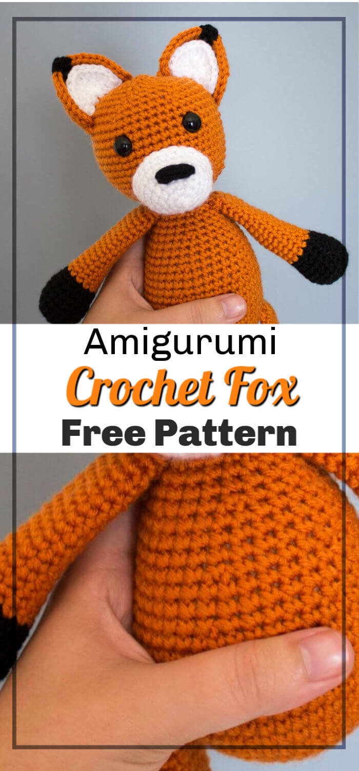 How to Crochet Fox Amigurumi