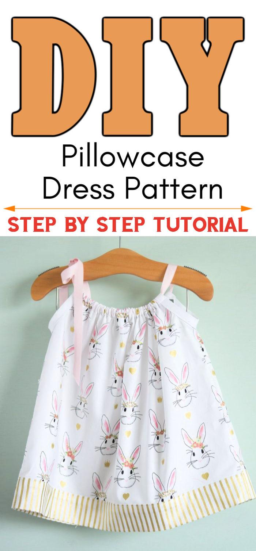 Adorable Pillowcase Dress Pattern