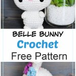 How to Crochet Belle Bunny
