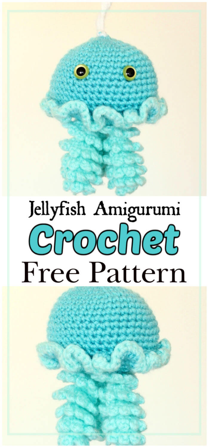 How to Crochet Jellyfish