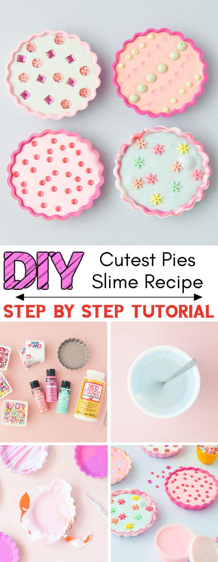 Mod Pod Slime Pies Recipe